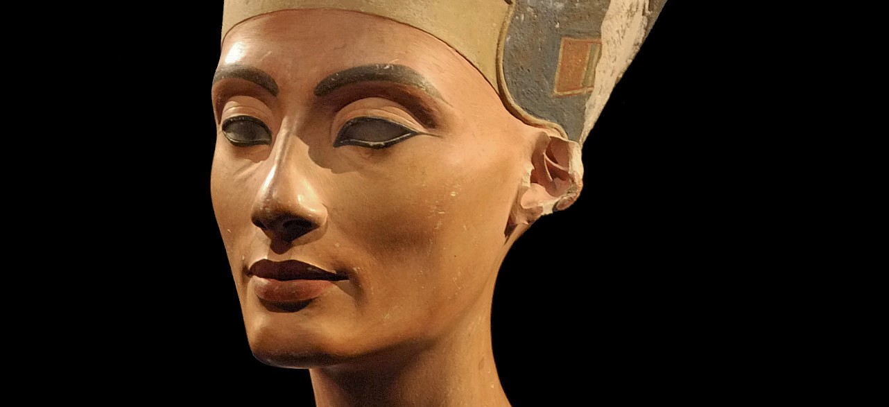 Biografía de Nefertiti