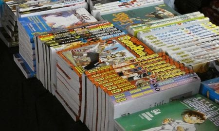 Historia del Manga