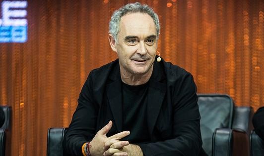 Biografía de Ferran Adrià
