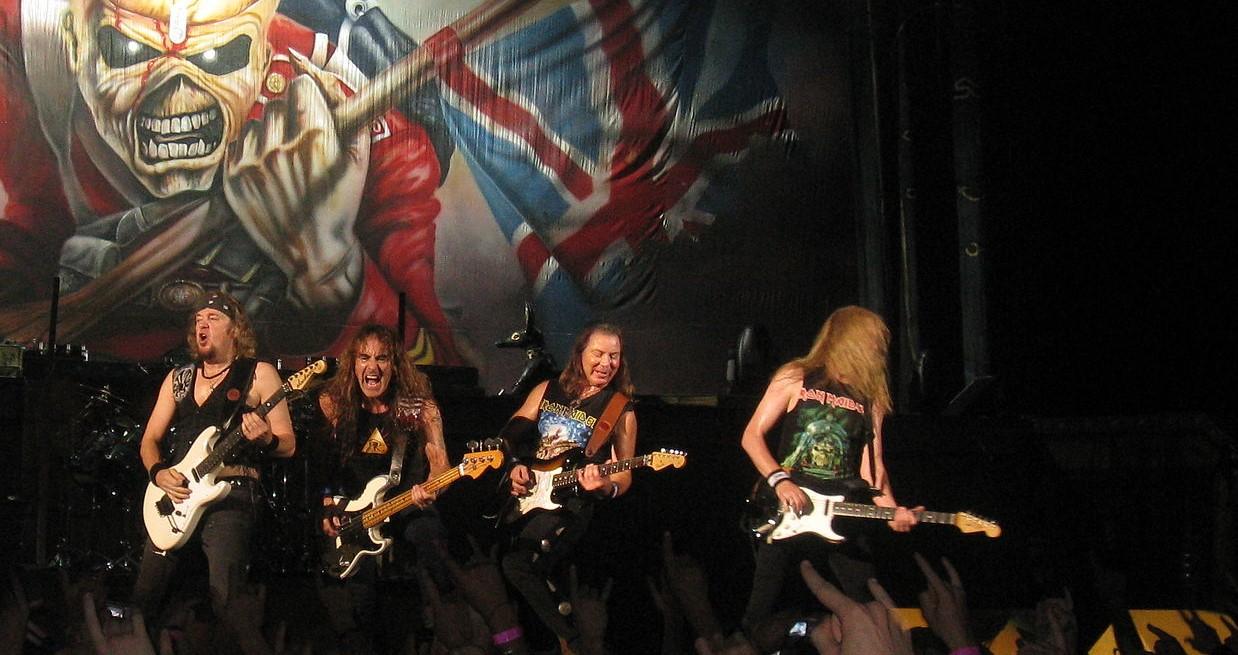 Historia de Iron Maiden
