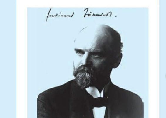 Biografía de Ferdinand Tonnies
