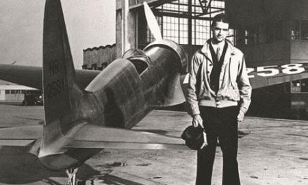 Biografía de Howard Hughes