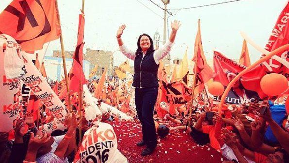 Biografía de Keiko Fujimori