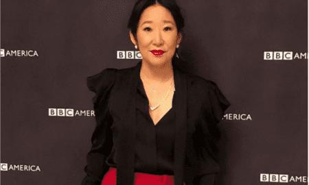 Biografía de Sandra Oh