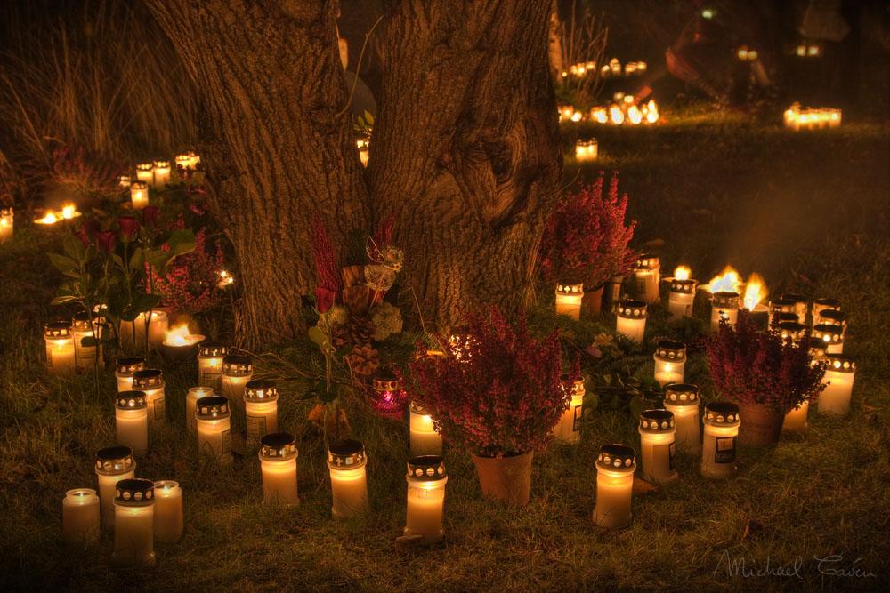 Historia de Samhain