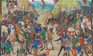 Historia de la Guerra de los Cien años