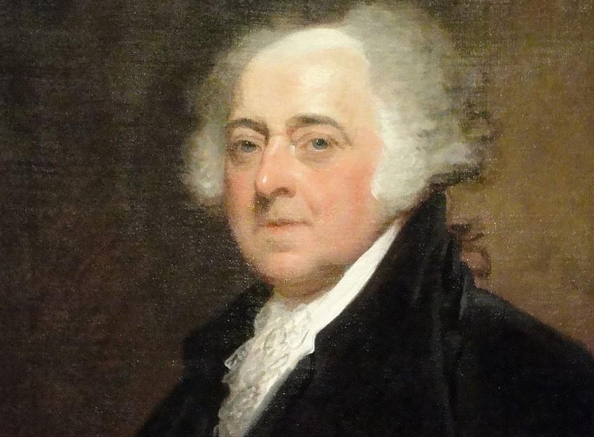 Biografía de John Adams