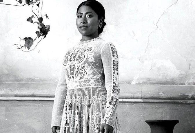 Biografía de Yalitza Aparicio