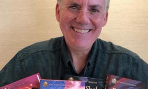 Biografía de Rick Riordan