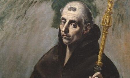 Biografía de Benito de Nursia