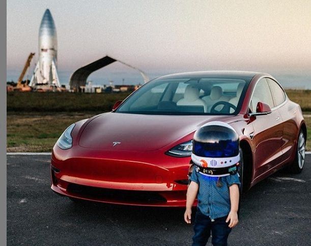 Tesla motors historia