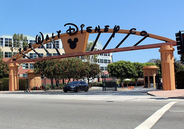 Historia de Walt Disney Company