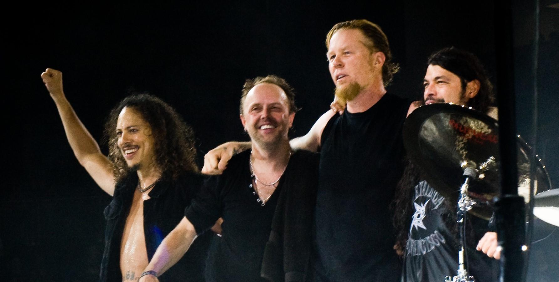 Historia de Metallica
