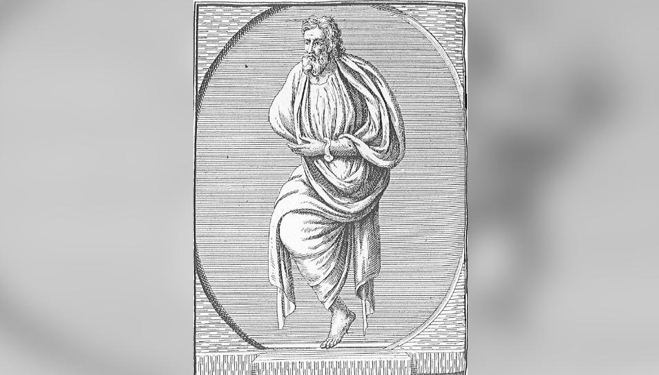Biografía de Ferécides de Siros