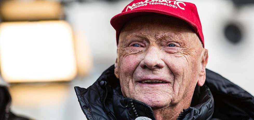 Biografía de Niki Lauda