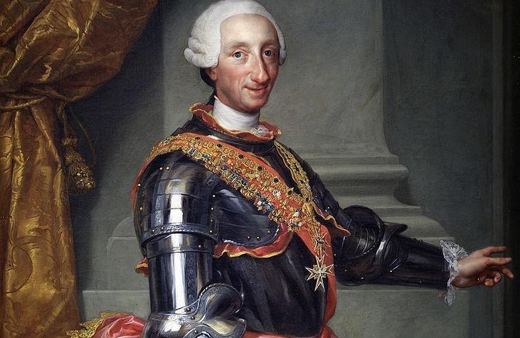 Biografía de Carlos III de España