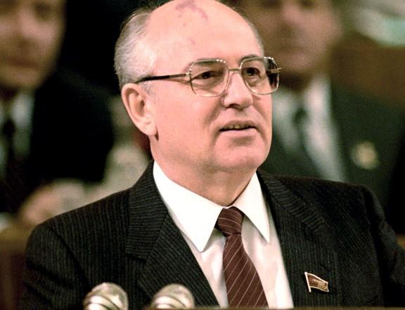 Biografía de Mijail Gorbachov