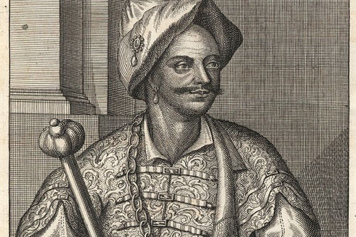 Biografía de Ismail de Marruecos