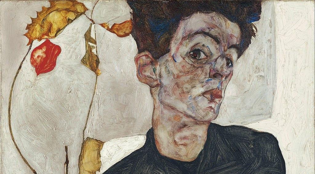 Biografía de Egon Schiele