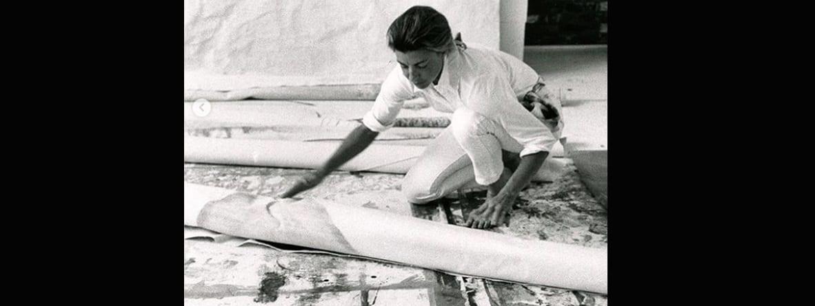 Biografía Helen Frankenthaler