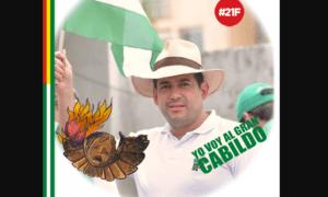 Biografía de Luis Camacho