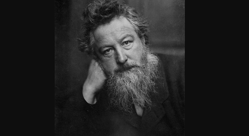 Biografía de William Morris