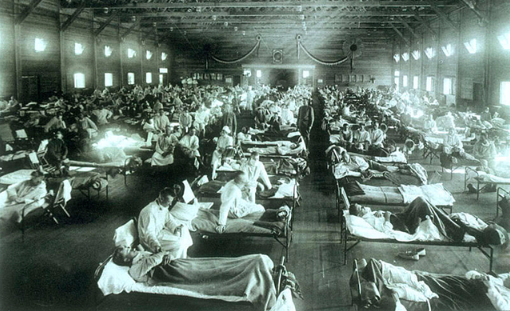 Historia de la Gripe española