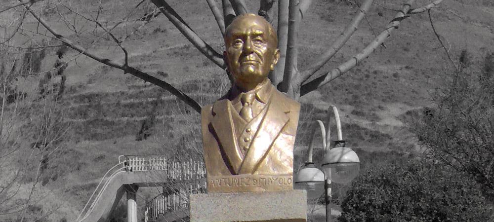 Biografía de Santiago Antúnez de Mayolo
