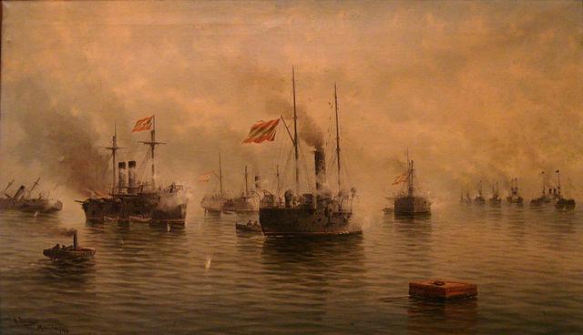 Historia de la Guerra hispano-estadounidense
