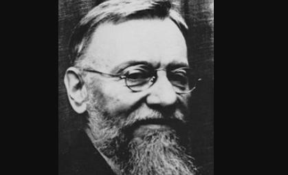 Biografía de Nicolas Rashevsky
