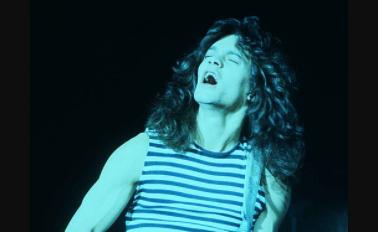 Biografía de Eddie Van Halen