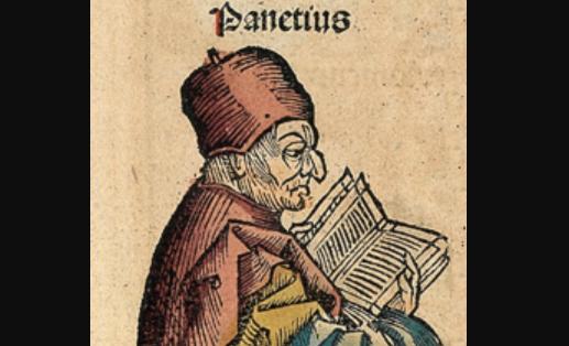 Biografía de Panecio de Rodas