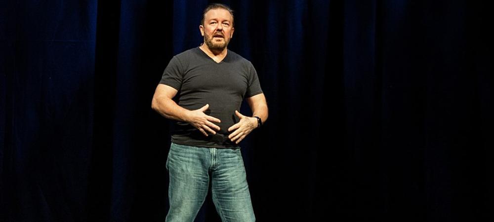 Biografía de Ricky Gervais