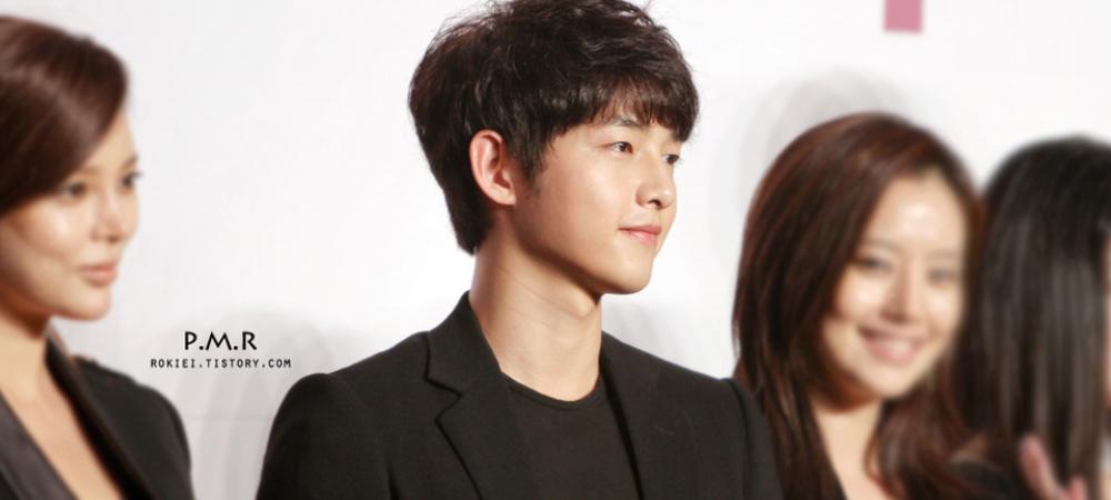 Biografía de Song Joong-ki