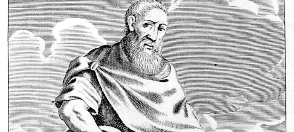 Biografía de Aristón de Quíos