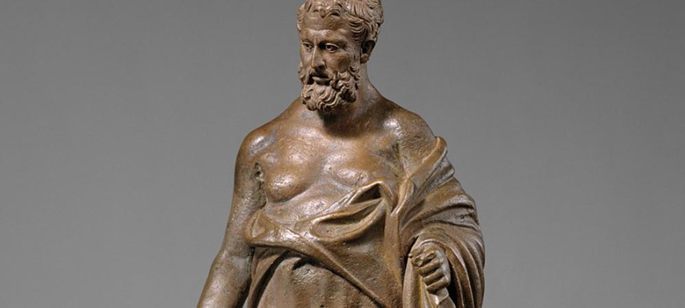 Biografía de Hermarco de Mitilene