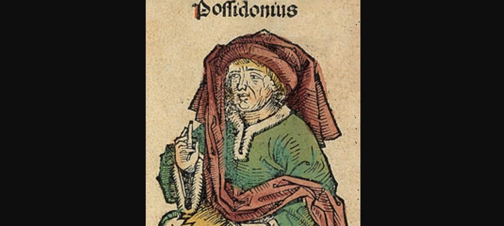 Biografía de Posidonio de Rodas