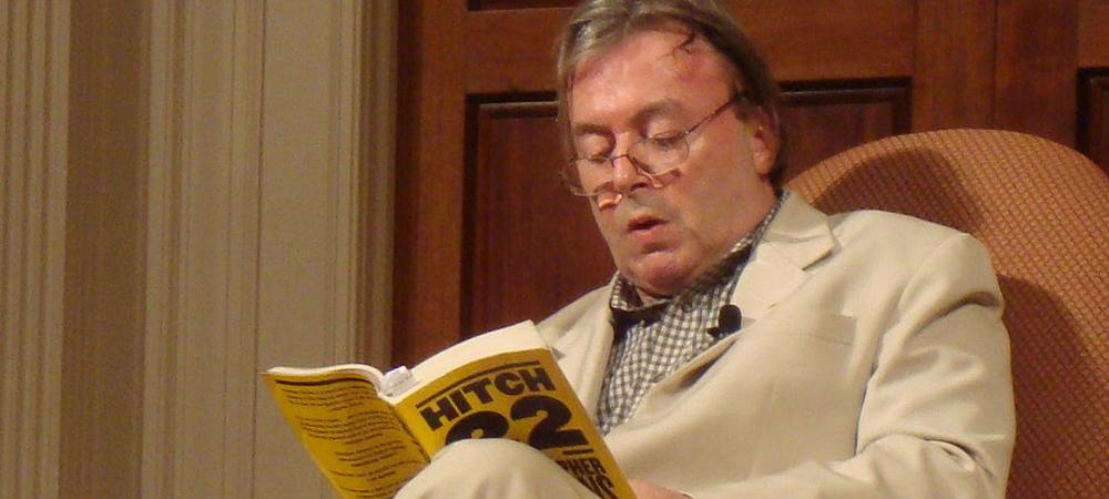 Biografía de Christopher Hitchens