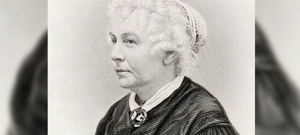 Biografía de Elizabeth Cady Stanton