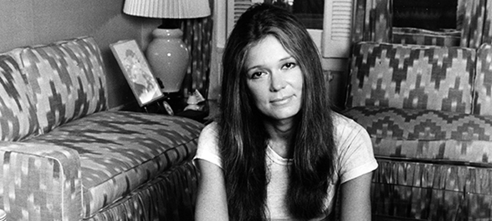 Biografía de Gloria Steinem
